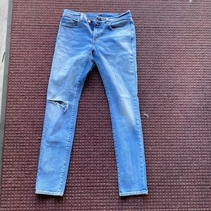 Men's Designer Jeans - Saint Laurent 32